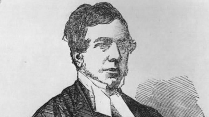 ラグビーの生みの親、ウィリアム・ウェブ・エリス氏とは?