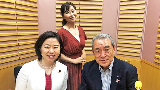 働く女性を支援しなければ、日本の経済力の活性化は難しい