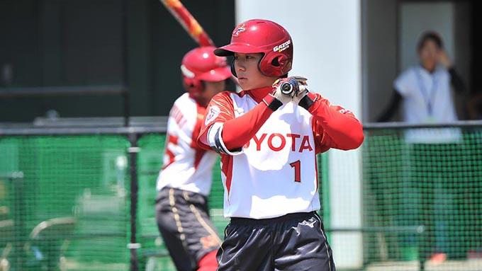 女子ソフト・石川恭子選手「打率トップは、相手も知らない中でやっている分有利だった」