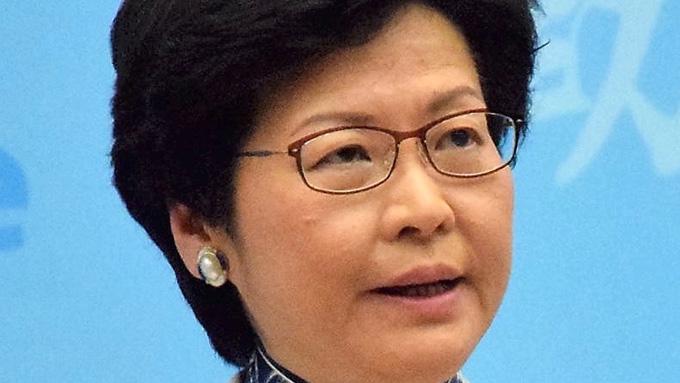 香港林鄭月娥行政長官が非公開の場で語った「人民解放軍介入の有無」