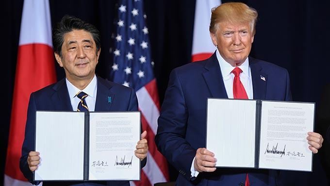日米貿易協定合意~今回の合意は永遠に続くリーグ戦の一戦にすぎない