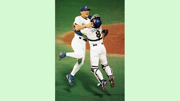 大魔神・佐々木「プレッシャーがすごいです」 日本一の瞬間について語る