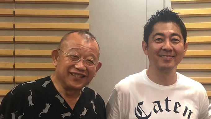 鶴瓶「袴で用を足すのは大変」 放送作家・高須光聖と共感?