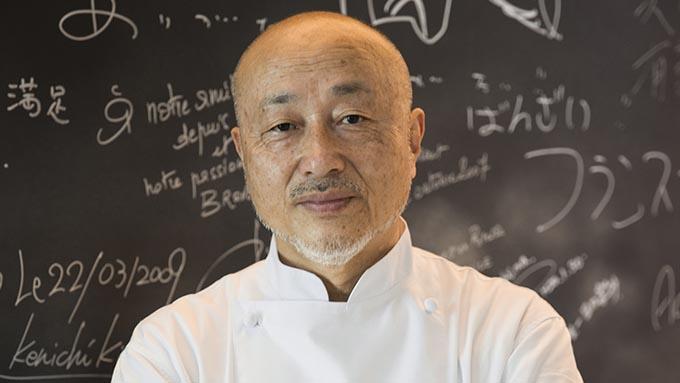 フランス料理グランシェフ・音羽和紀~大切な「地産地消」という概念
