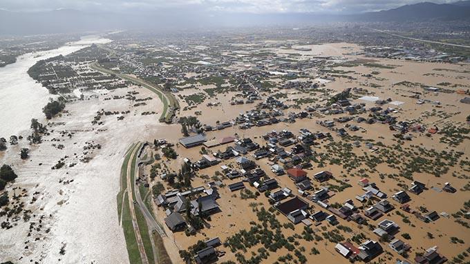 台風19号被害~長野県千曲川・千葉県鋸南町からの現場報告