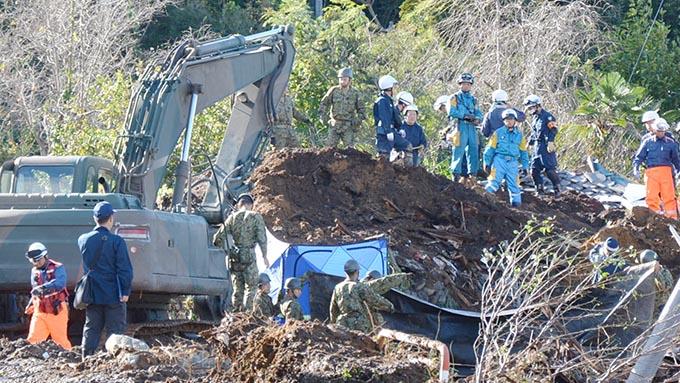 台風19号~自衛隊による災害派遣と国防の問題