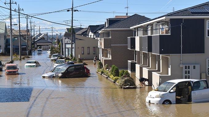 台風19号水害~「水は時間差でやって来る」重要な上流域の確認