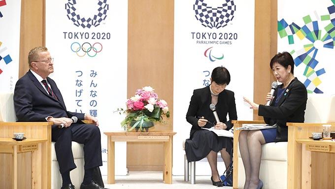 東京五輪、マラソンと競歩の開催地変更と小池都知事の関係