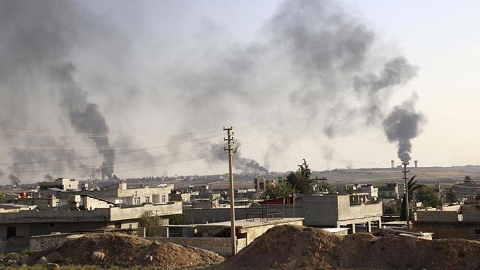 トルコ軍シリア侵攻を拡大~背景にある3つの問題