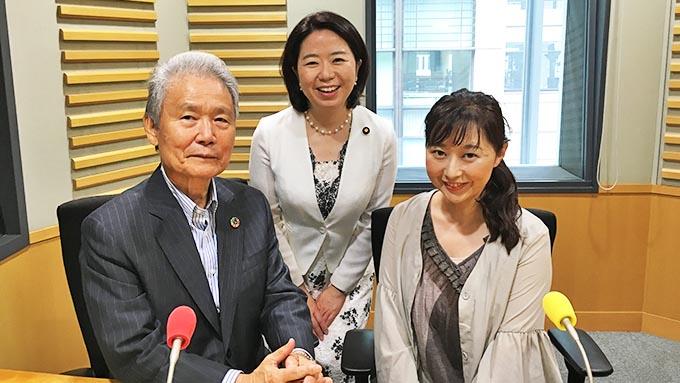 2025年大阪・関西万博の誘致は、若者に夢や希望を持ってほしいから