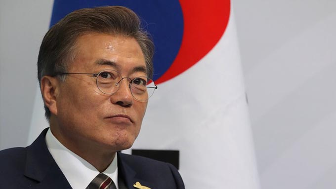 韓国・文在寅大統領「脱日本」~現実を伴わない政治パフォーマンス