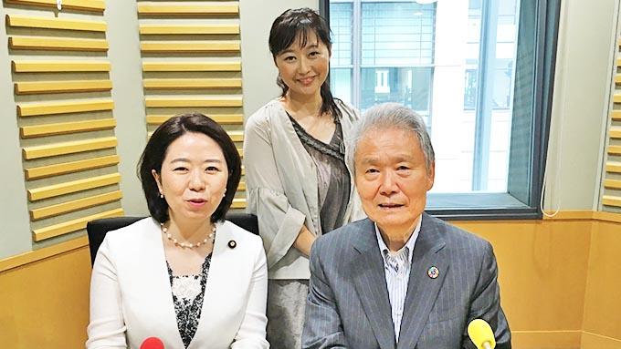 経団連名誉会長・榊原定征「女性の働き方改革でGDPが15%UPする」