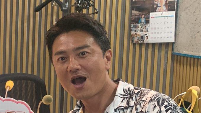 原田龍二、ドライブを断られる 「お前の車に乗るのはイヤだ」