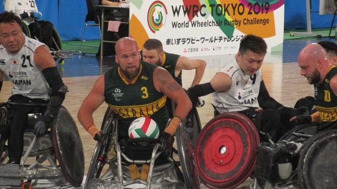 日本銅メダル獲得!もう1つのラグビー世界大会 車いすラグビーワールドチャレンジ2019取材リポート