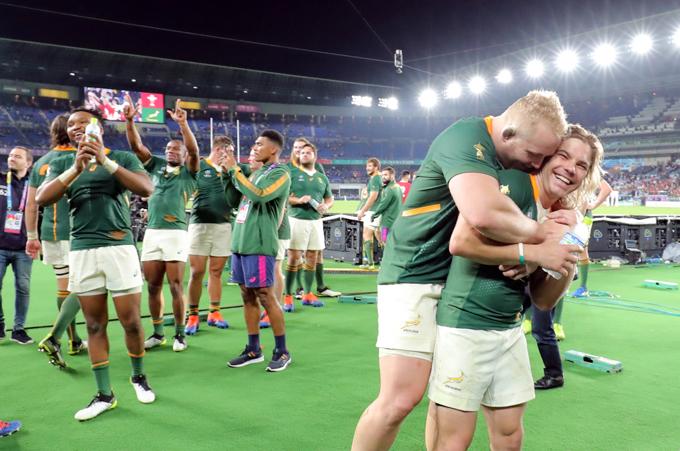 応援するなら南アフリカ!? ラグビーW杯決勝を10倍楽しく観る