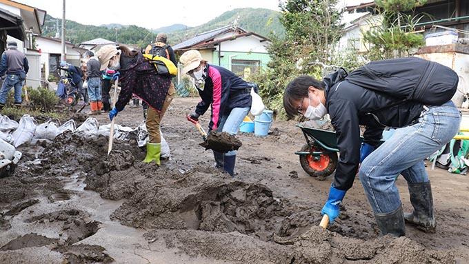 災害対策~議論すべきは「ボランティア不足」ではない