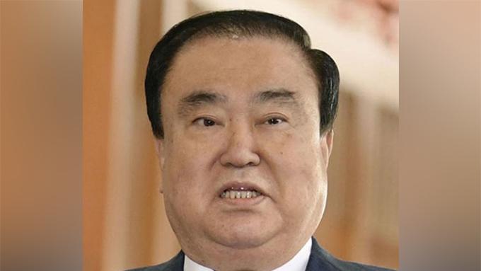 韓国・文議長来日も「謝罪と撤回なければ」山東参院議長は会談に応じず