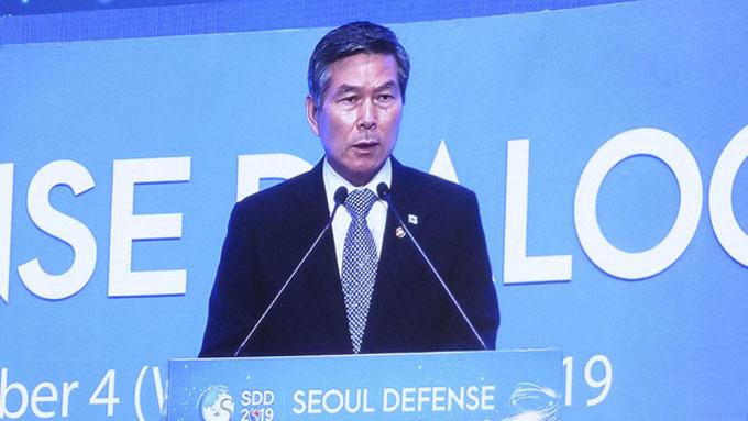 韓国国防相が見解「GSOMIA維持すべき」~期限迫る中、思いとどまれるのか