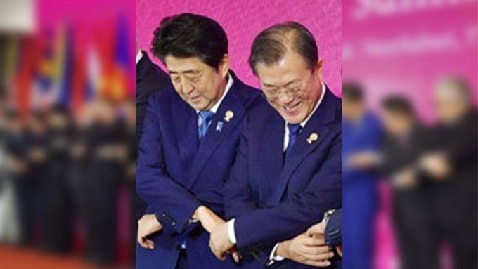 韓国は焦っているのか~文在寅大統領が安倍首相に接触してきたその狙い