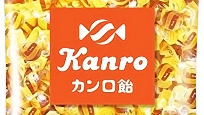"""『カンロ健康のど飴』は、日本で初めて発売された""""のど飴"""""""