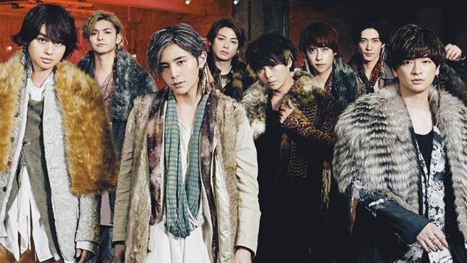 Hey! Say! JUMPのNewアルバム『PARADE』がランキング1位