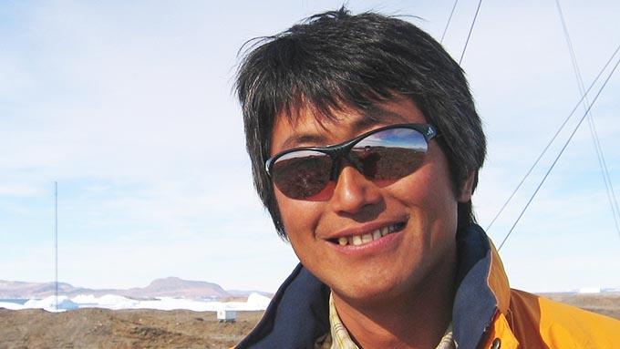 """コケ専門家・伊村智~南極や北極では、陸上植生のほとんどが""""コケ"""""""