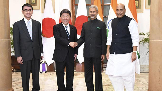 インド太平洋における米軍再編~問題となるのは中国依存度を強める韓国の存在