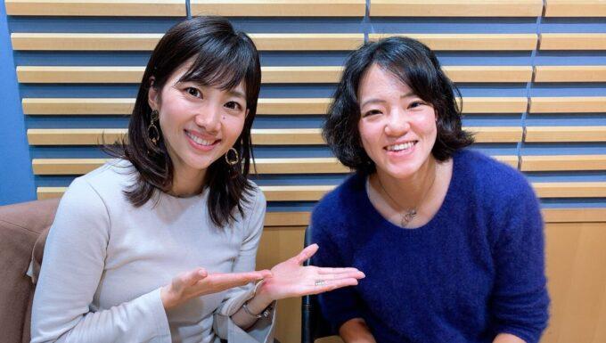 12月2日(月)~6日(金)は、ゲストに高橋侑子選手をお迎えしました!