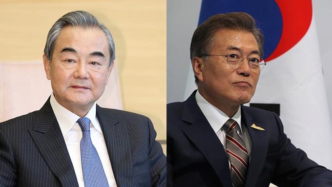中国・王毅外相が韓国へ来た本当の目的