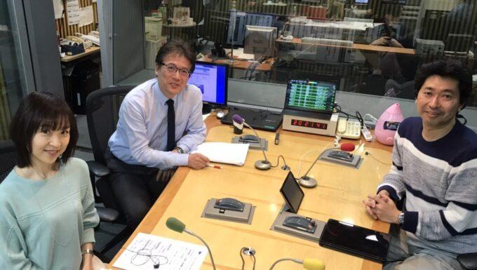 1月21日(火)のコメンテーターは野村修也さんでした。