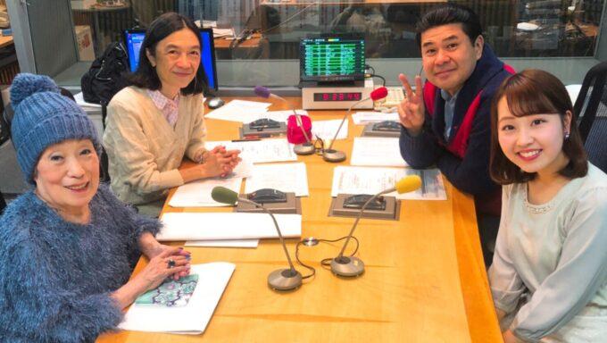 女優・中村メイコが語る。長寿番組「連想ゲーム」の魅力とは?