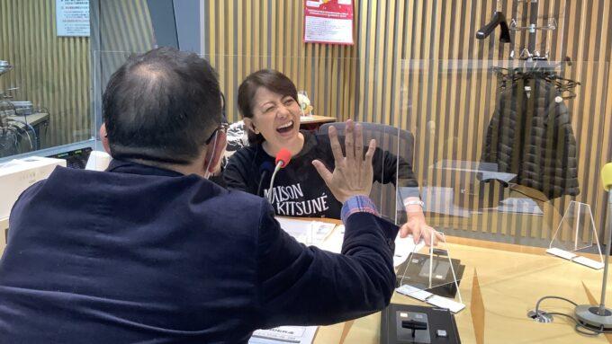 ぽっこりお腹に効く! #ラジオでジム でワンダ4!